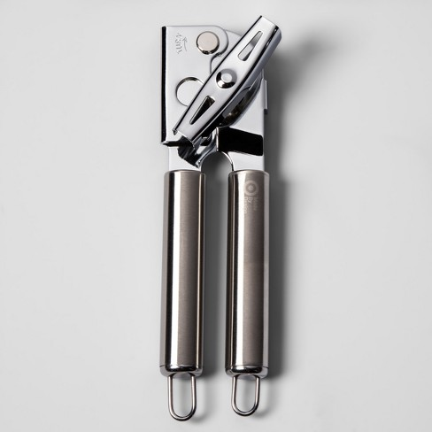 Stainless Steel Manual Can Opener - Made By Design™ - image 1 of 4
