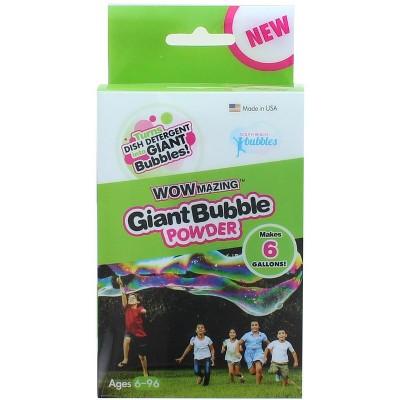 South Beach Bubbles WOWmazing Giant Bubble Powder Refill