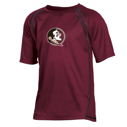 Florida State Seminoles Boy's Impact Poly Performance T-Shirt - image 1 of 1