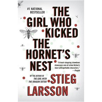 The Girl Who Kicked the Hornet's Nest (Reprint) (Paperback) by Stieg Larsson