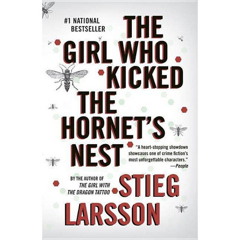 The Girl Who Kicked the Hornet's Nest (Reprint) (Paperback) by Stieg Larsson - image 1 of 1