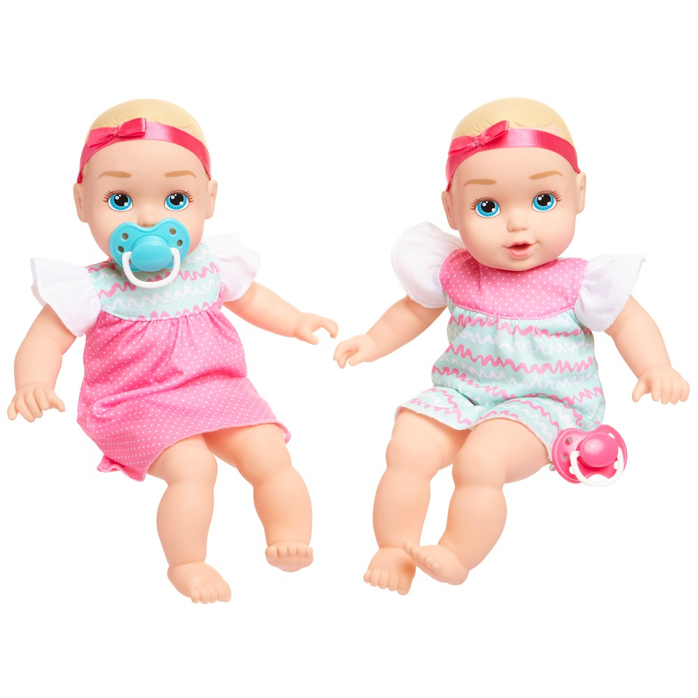 Honestly Cute My Sweet Baby Twins Baby Dolls 14