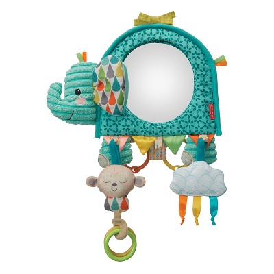 Infantino Go Gaga! Elephant Activity Mirror