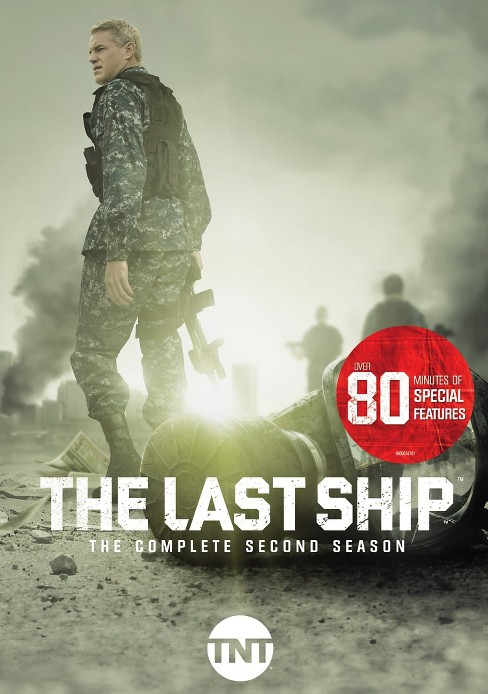 Last Ship:Complete Second Season (DVD) - image 1 of 1