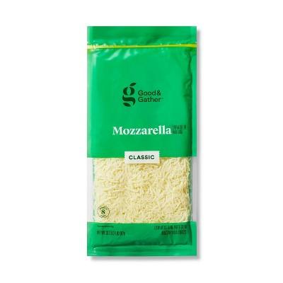 Shredded Mozzarella Cheese - 32oz - Good & Gather™