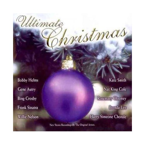 Various - Ultimate Christmas (CD) - image 1 of 1