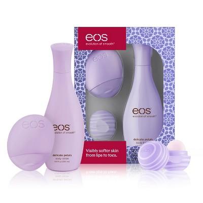 eos Bath And Body Gift Sets Purple - 8.55 fl oz