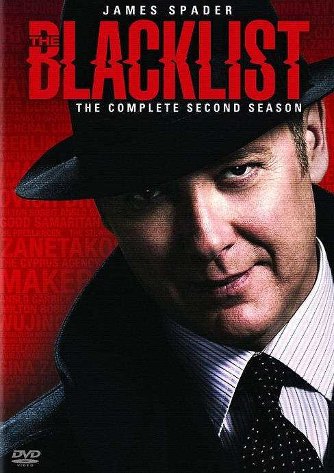 The Blacklist: Season 2 [5 Discs] - image 1 of 1