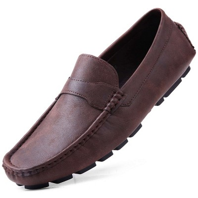 Gallery Seven Men's Casual Driving Loafers