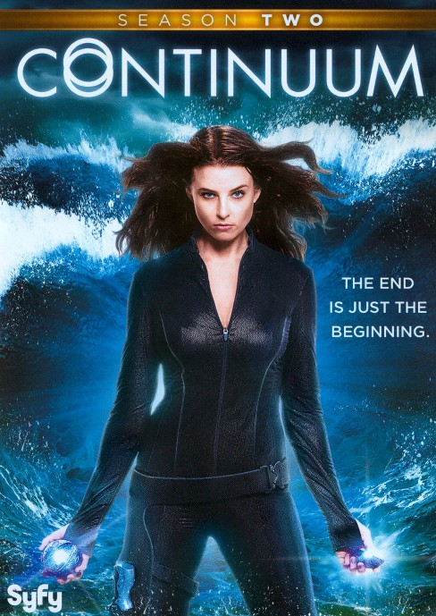 Continuum:Season two (DVD) - image 1 of 1