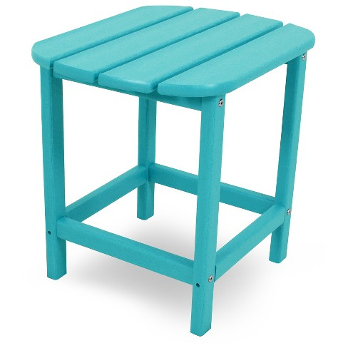 Polywood South Beach Patio Side Table