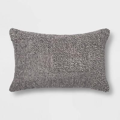 Modern Tufted Lumbar Throw Pillow - Project 62™