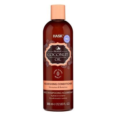 Hask Coconut Oil Nourishing Conditioner - 12 fl oz