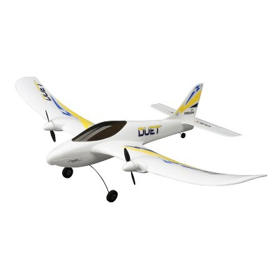 HobbyZone Duet RC Airplane RTF (Includes controller, transmitter, battery and charger), 523mm, HBZ5300