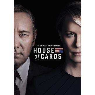House of Cards Season 4 (DVD)