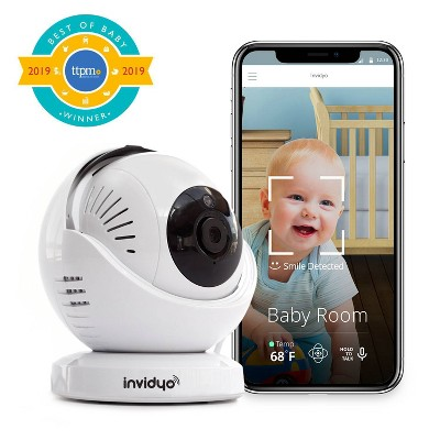 Invidyo World's Smartest Video Baby Monitor