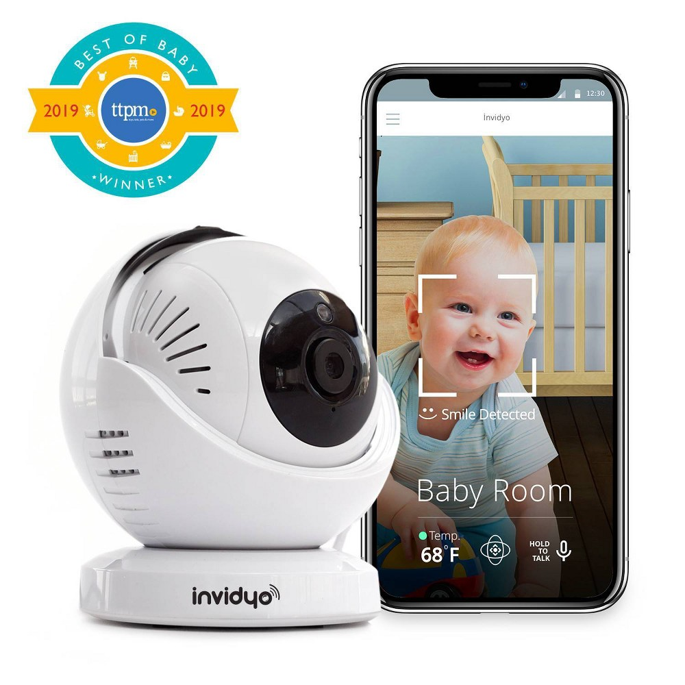 Image of Invidyo World's Smartest Video Baby Monitor
