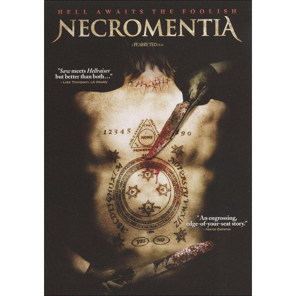 Necromentia (Dvd), Movies