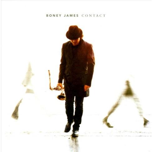 Boney James - Contact (CD) - image 1 of 1