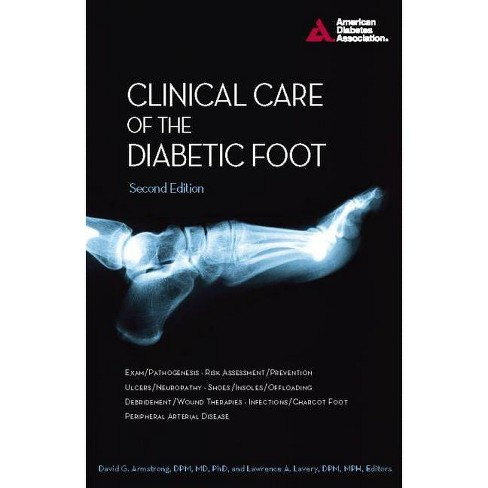 Clinical Care of the Diabetic Foot - 2 Edition (Paperback) - image 1 of 1
