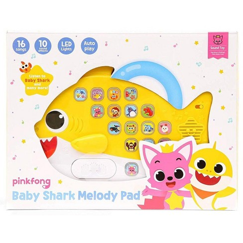 Pinkfong Baby Shark Melody Pad Electronic Toy - image 1 of 4