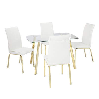 5pc Uptown Dining Set - Buylateral