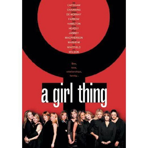 A Girl Thing (DVD) - image 1 of 1