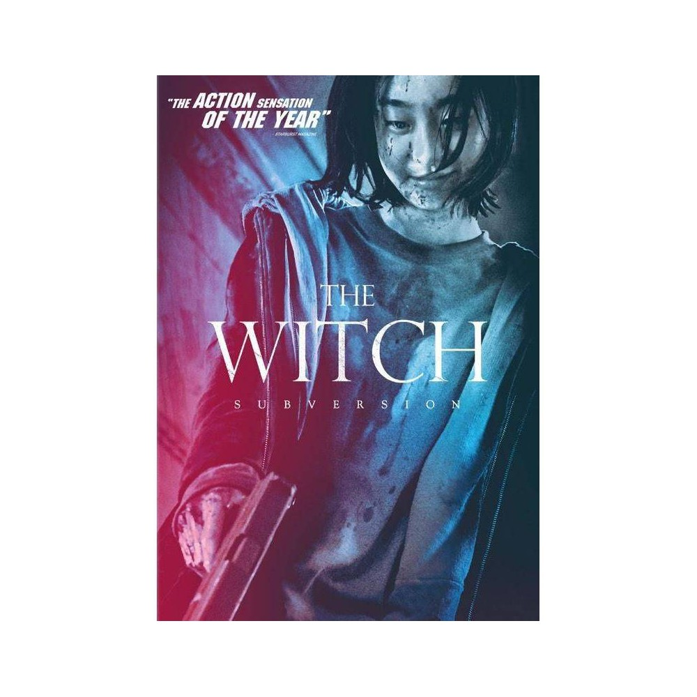 The Witch Subversion Dvd
