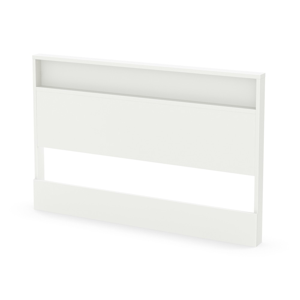Holland Headboard Queen Pure White - South Shore