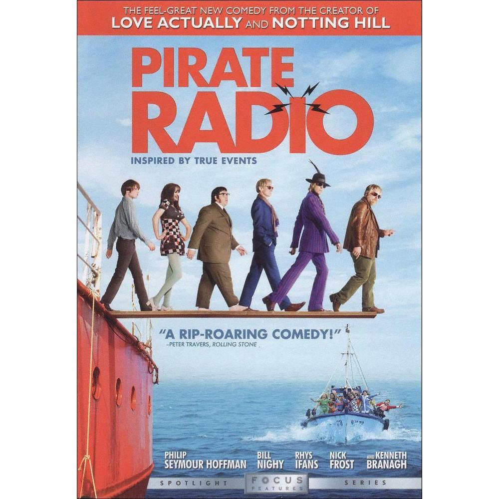 Pirate Radio (Spotlight Focus Features Series) (dvd_video)