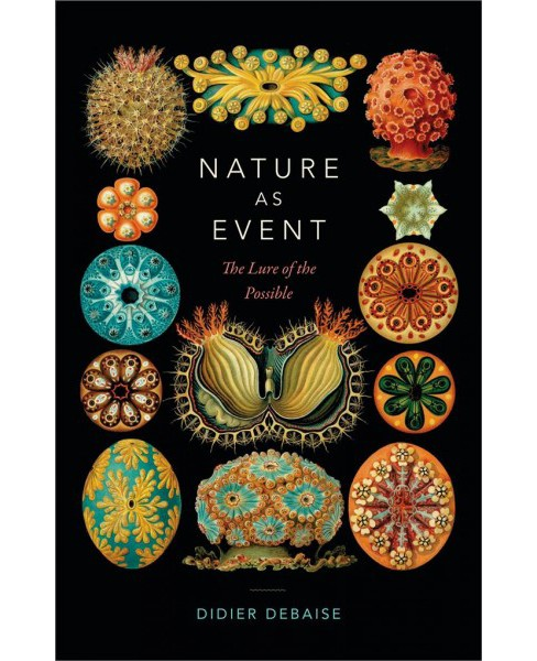 Nature As Event : The Lure of the Possible -  by Didier Debaise (Paperback) - image 1 of 1