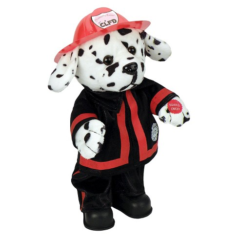 Chantilly Lane Blaze Dalmatian Fireman - image 1 of 1