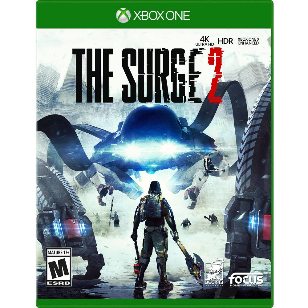 The Surge 2 - Xbox One, video games