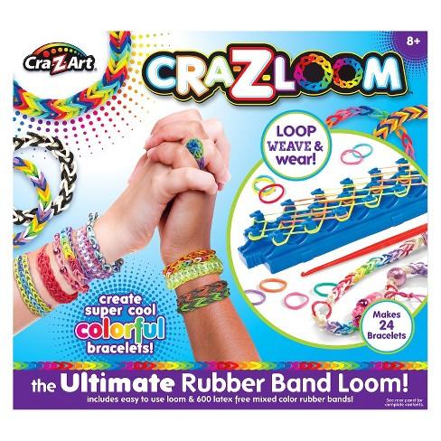 Cra-Z-Loom Ultimate Rubber Band Bracelet Maker - image 1 of 4