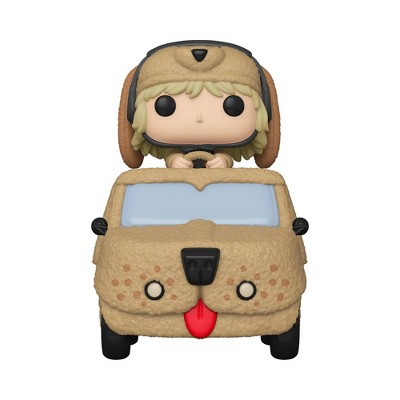 Funko POP! Ride: Dumb & Dumber - Harry with Mutt Cutts Van