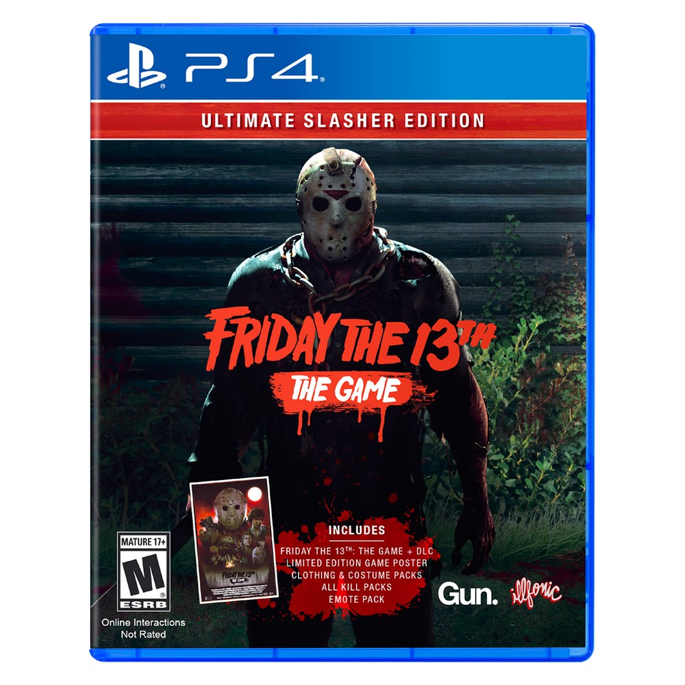 Friday the 13th The Game: Ultimate Slasher Edition - PlayStation 4