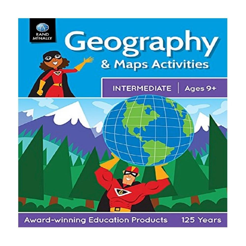 Intermediate World Geography Workbook: Wiwb (Paperback) by Rand McNally