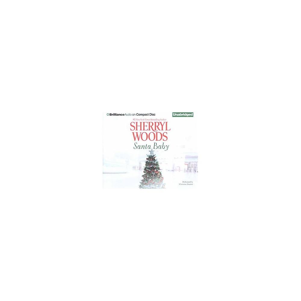 Santa Baby (Unabridged) (CD/Spoken Word) (Sherryl Woods)
