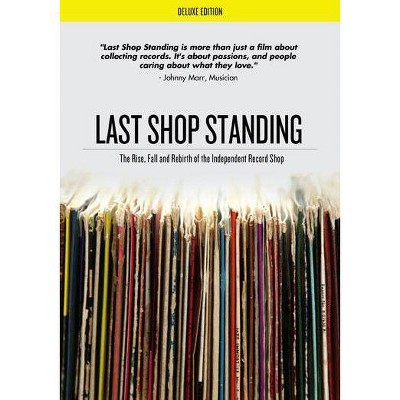Last Shop Standing: The Rise, Fall & Rebirth of the Independent Record Shop (DVD)(2013)