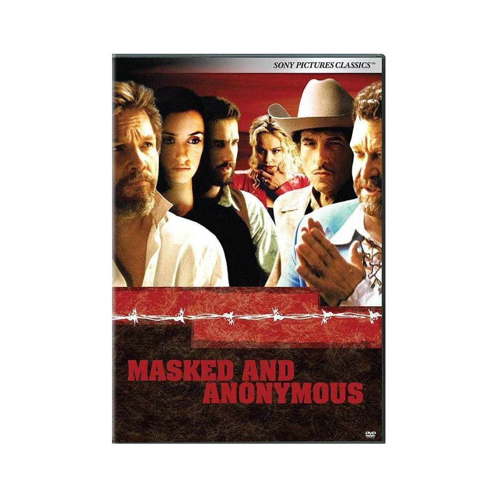 Masked Anonymous Dvd 2017