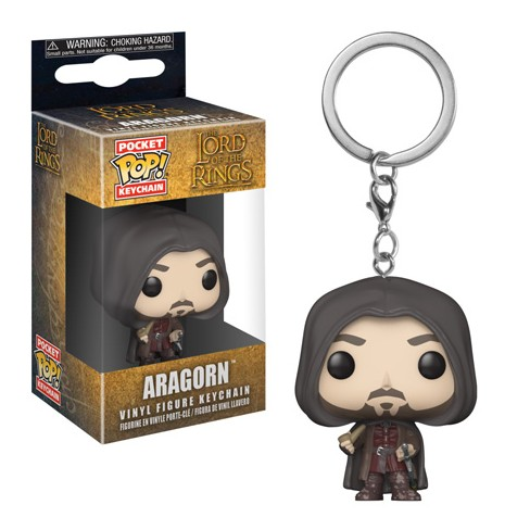 Pop! Keychain: Lord of the Rings – Aragorn - image 1 of 1