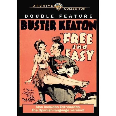 Free & Easy / Estrellados Double Feature (DVD) - image 1 of 1