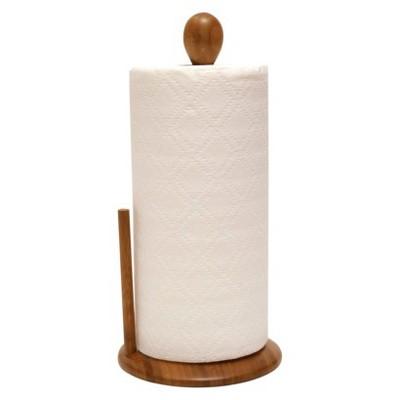 Lipper International Bamboo Paper Towel Holder