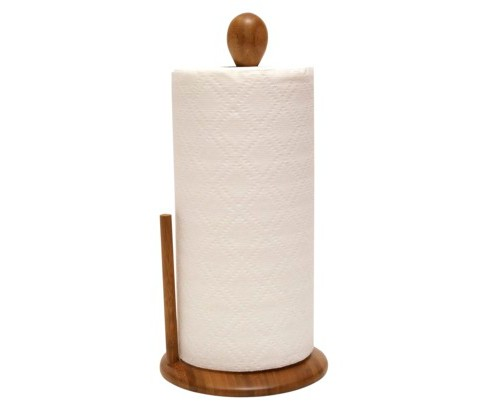 Lipper International Bamboo Paper Towel Holder - image 1 of 4