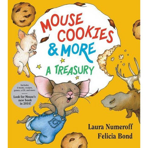 Mouse Cookies & More ( If You Give?) (Mixed media product) by Laura Joffe Numeroff - image 1 of 1