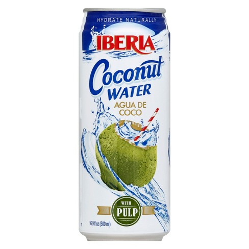 Iberia Coconut Water with Pulp - 16.9 fl oz - image 1 of 1