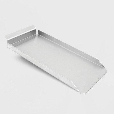 Broil King 3 Sided Griddle Stainless Steel