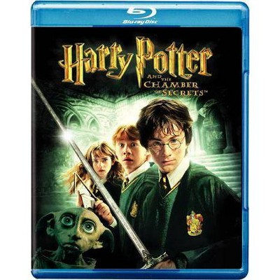 Harry Potter and the Chamber of Secrets (Special Edition) (Blu-ray)