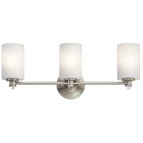 "Kichler 45923L16 Joelson 24"" Wide Energy Star Certified 3 LED Bathroom Vanity Light - image 1 of 2"