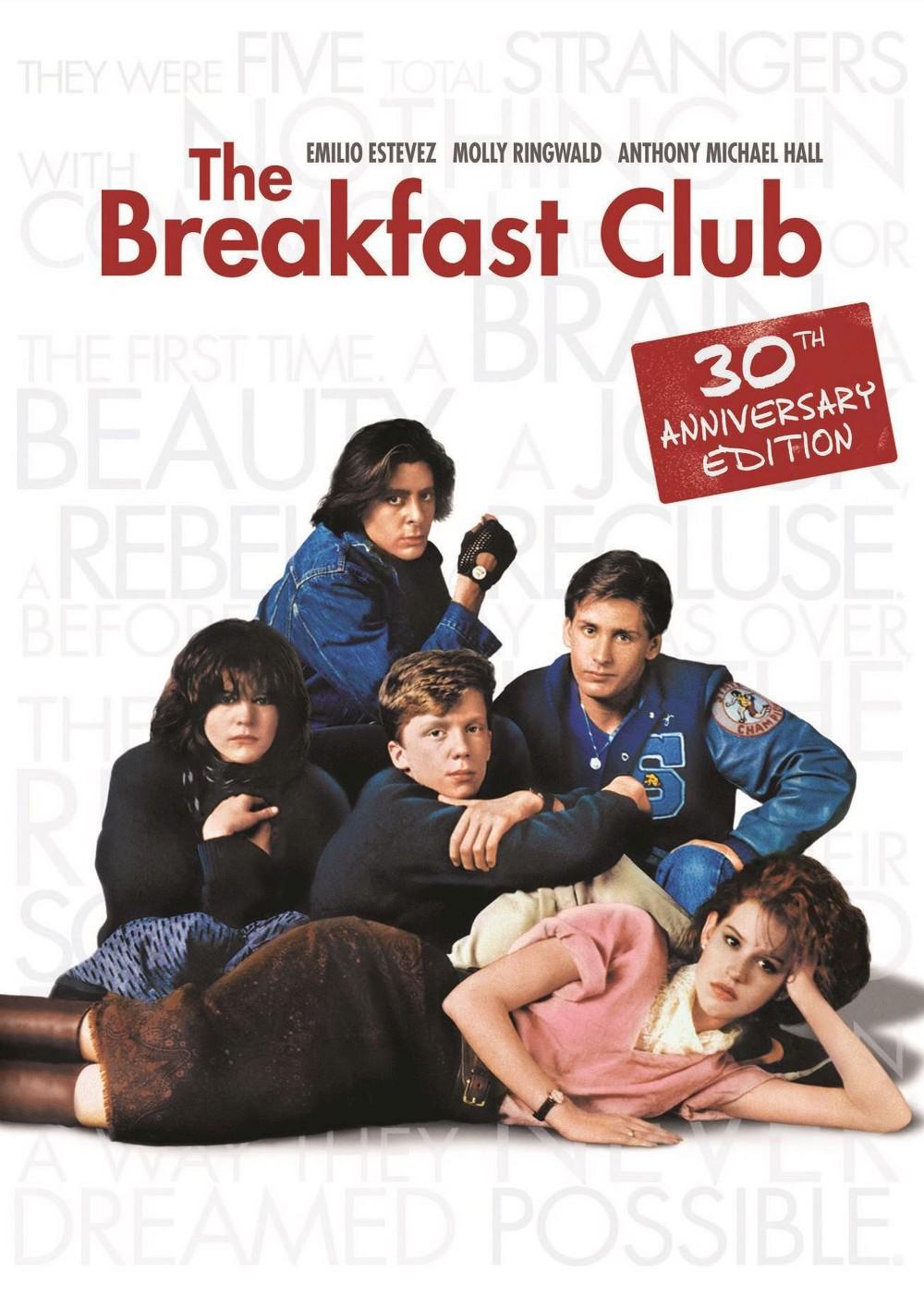 Universal Interactive The Breakfast Club [30th Anniversar...